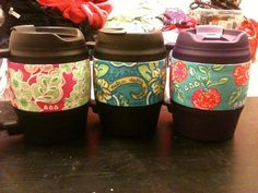 Sorority and Spring Lilly Pulitzer inspired Bubba by Silly4Lilly, $35.00