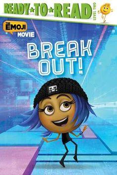Break Out! (The Emoji Movie) – Hardcover – (June Streaming Movies, Hd Movies, Movies Online, Movie Film, Books For Beginning Readers, World Emoji Day, Quiz Names, Emoji Movie, Social Themes