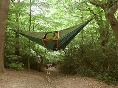 Hammocks rock! See what I did there?