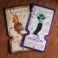 monsterology ipad nuko card games