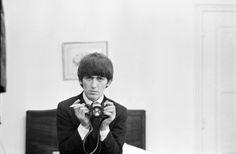 George Harrison self portrait
