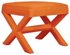 contemporary benches by Jonathan Adler
