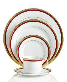 Excellent Charter Club Dinnerware Grand Buffet Gold 40 Piece Set Complete Home Design Collection Epsylindsey Bellcom