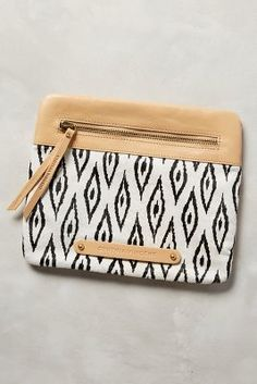 On MAJOR sale!! Cynthia Vincent Ikat Clutch #anthrofave