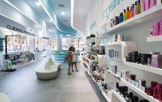 Farmacia del Mar, Roquetas de Mar. www.itssingular.com #farmacia #pharmacy #diseño #design #itssingular #singular