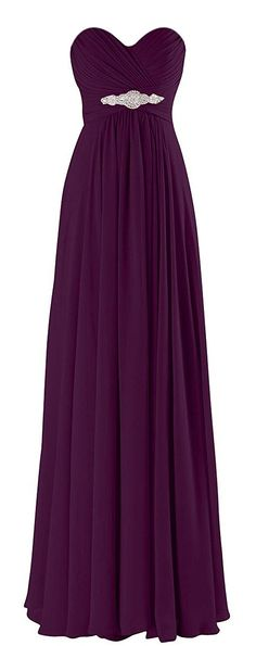VaniaDress Women Sweetheart Long Bridesmaid Dress Evening Prom Gowns V005LF * Additional details found at the image link  : Bridesmaid Dresses