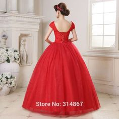 Buy Cheap #Wedding #Dresses and Bridal Gowns For Sale, Top Quality..  White Plus size lace wedding dress cheap wedding #gowns short sleeves #bridal #dress.