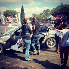 Pay for a suicide ride in our Chev Lumina SS! Only at the Auto Trader stand this weekend at the — at Rand Easter Show. Easter Show, Monster Trucks, Events, Image