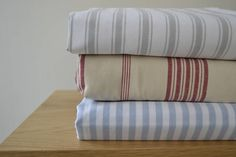 New England Duvet Sets | Bedding | Natural Bed Company £45 for a double duvet cover.
