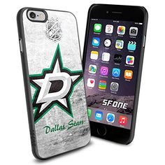 """NHL Dallas Stars iPhone 6 4.7"""" Case Cover Protector for iPhone 6 TPU Rubber Case SHUMMA http://www.amazon.com/dp/B00WTY4JXY/ref=cm_sw_r_pi_dp_qqnqvb11A2NZ1"""