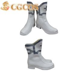CGCOS Express! Anime Cosplay Shoes Costume Sword Art Online Asuna Helloween Game Cos Accessories #Affiliate