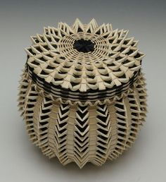 Native American Baskets by Ganessa Frey at Home & Away Gallery