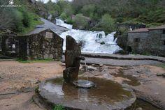 PARQUE DE LA NATURALEZA DEL RÍO BAROSA | Galicia con niños | Galicia Máxica Cities, Terra, Fountain, Waterfall, Portugal, Outdoor Decor, Nature, Travel, Lakes