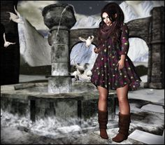 Sims, Goth, Platform, Style, Fashion, Gothic, Swag, Moda, Fashion Styles