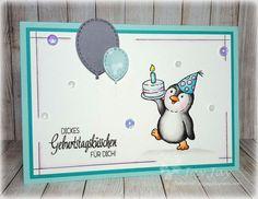 Kulricke Felix Torte Stempel, Kulricke Geburtstagsküsse Stempel Set, Kulricke Nesting Balloons Stanzen