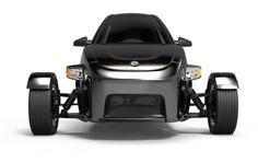 Elio Motors un triciclo con motor para dos pasajeros