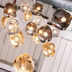 Cubie 1 Light Suspension in Multiples by Viso