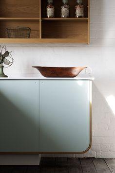 Fabulous Mill Loft Air Kitchen deVOL Kitchens