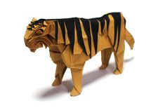 Designed by Kamiya Satoshi From CP I think this is the best looking tiger work