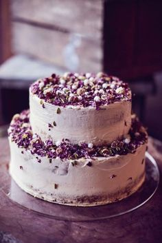 Vegan desserts  Vegan desserts surged a staggering 329 percent, with brides seemingly searching for a big day treat to satisfy all their guests.  Image credit: Liz Ham