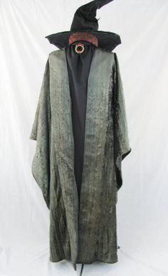 Adult Professor McGonagall Costume Custom by NeverbugCreations, $600.00