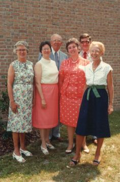 Some of the instrumental people in the growth of the library From left to right: Madeline Hudson; Carol Fitzgerald, Library Director; L. Stanley Dashiell; Ruth Ellis; Dr. Wayne Bastian; and Jean Ellis.