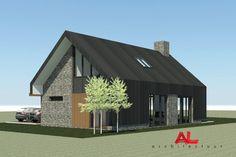 Nieuwbouw | vrijstaande woning | Woonhuis | Nieuwbouwwoning | Schuurwoning Tubbergen - by AL architectuur
