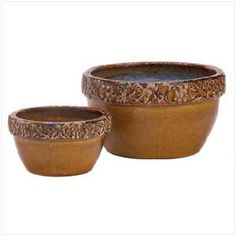 Tuscan Courtyard Planters Free Shipping!