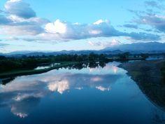 Rio Lempa, Chalatenango, El Salvador