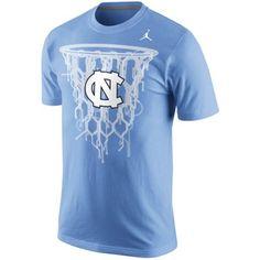 Nike North Carolina Tar Heels (UNC) Net T-Shirt