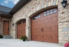 Garage Door Styles Panel   ... Garage Doors, Contemporary Garage Doors, Raised Panel Garage Doors