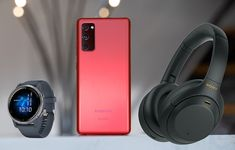 Sorteio Galaxy S20 FE, Garmin Venu 2 e Sony WH-1000XM4 Headphone Sony, Smartwatch, Smartphone, Samsung Galaxy, Tablet, Fes, Over Ear Headphones, Headset, Electronics