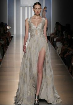 Looking for a Eye Popping Sexy #Wedding Dress? Check out @Tony Ward Couture  Fall Winter 2013 Collection!