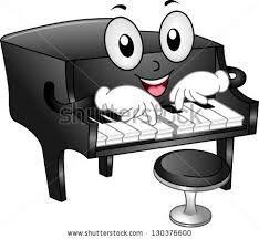 piano illustrations - Cerca con Google