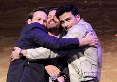 Richard, Rob and Matt--TorCon2013