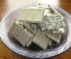 Cookies and cream Hershey bar i would do anything for some of that right now
