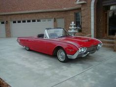 Vintage Ford Cars for Sale | Classic Old 1961 Ford Thunderbird Classic Antique Car For Sale