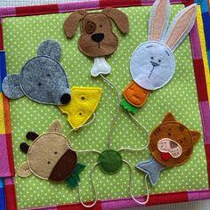 Diy Busy Books, Diy Quiet Books, Baby Quiet Book, Felt Quiet Books, Boy Diy Crafts, Baby Crafts, Toddler Crafts, Felt Crafts, Kids Crafts