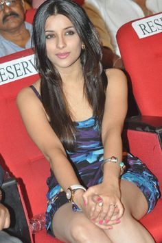 Madhurima Hot Pics at Shadow Movie Audio Launch