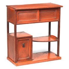 Bonhams Fine Art Auctioneers & Valuers: auctioneers of art, pictures, collectables and motor cars Cupboard, Cabinet, Japanese Furniture, Wooden Storage Boxes, Edo Period, Open Shelving, Japanese Art, Sliding Doors, Auction