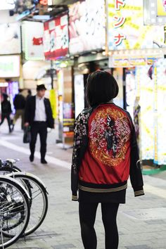 "5 Reasons You Should Invest in a Sukajan ""Souvenir Jacket"" 
