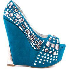 Promise Shoes -  Lux - Blue