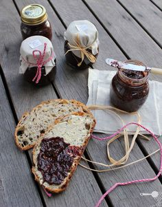 Plum and Prune Jam /