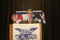 Governor Rick Perry, 9-11-15