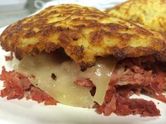 We are exactly one week away from St. Patrick's Day! So, who better to cook with than Chef Joseph Nagy from The Harp? He stopped by the kitchen to make potato pancakes with corn beef. www.the-harp....