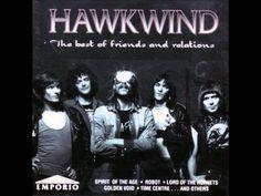 Hawkwind - Outside The Law