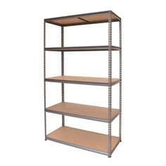 Find Montgomery 2090 x 1200 x 540mm 5 Tier Adjustable Shelving Unit at Bunnings Warehouse. Visit your local store for the widest range of storage & cleaning products.