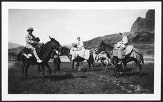 SLA-Schwarzenbach-A-5-06/193 Persien, Elburs-Gebirge (Elburz): Reiten, 1935-1935 (Dokument)
