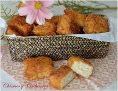 Chismes y Cacharros: Leche Frita de Arroz con Leche
