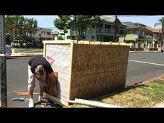 Homem constrói casa para moradora de rua (Legendado) - YouTube